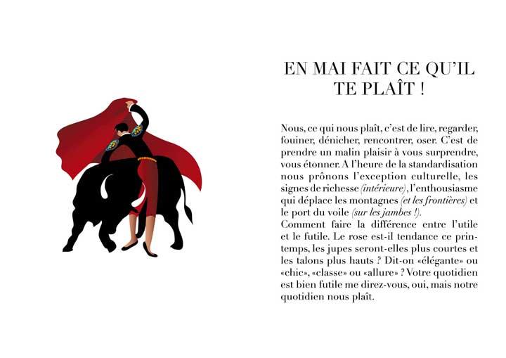 agence corrida ole magazine saison 01