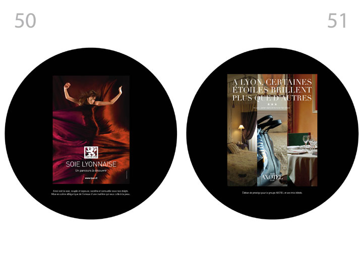 corrida ole magazine 04 - Soie Lyonnaise pour la Ville de Lyon et Edition prestige pour le groupe AXOTEL