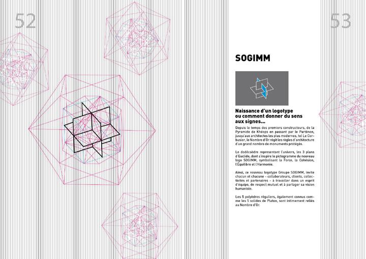 corrida ole magazine 04 - SOGIMM - logotype, plaquettes institutionnelles