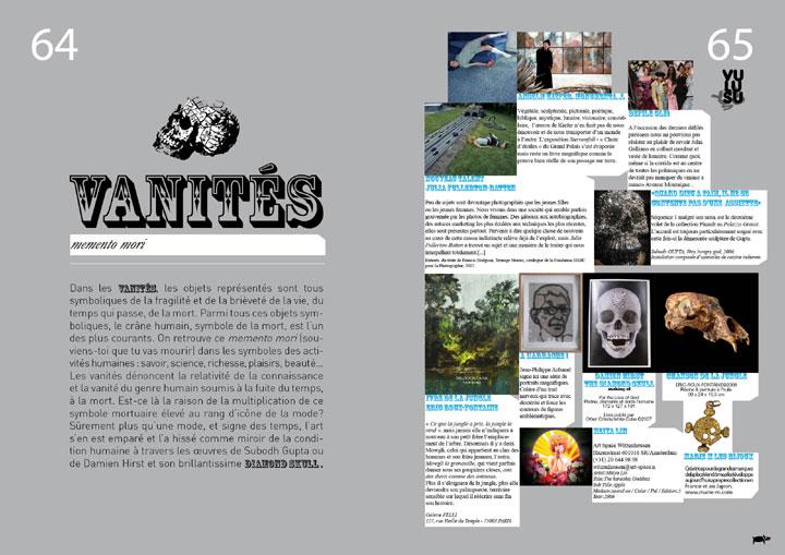 corrida ole magazine 04 - Vu, Lu, Su