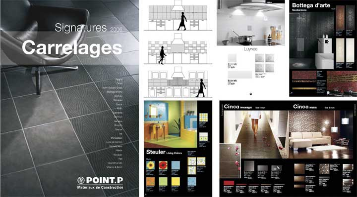 catalogue point p agence corrida lyon conseil en. Black Bedroom Furniture Sets. Home Design Ideas