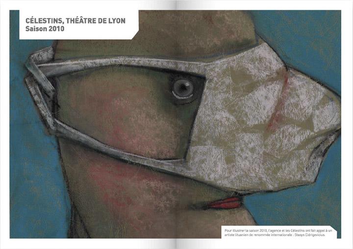agence corrida ole magazine saison 05 p42 CELESTINS Théatre de Lyon