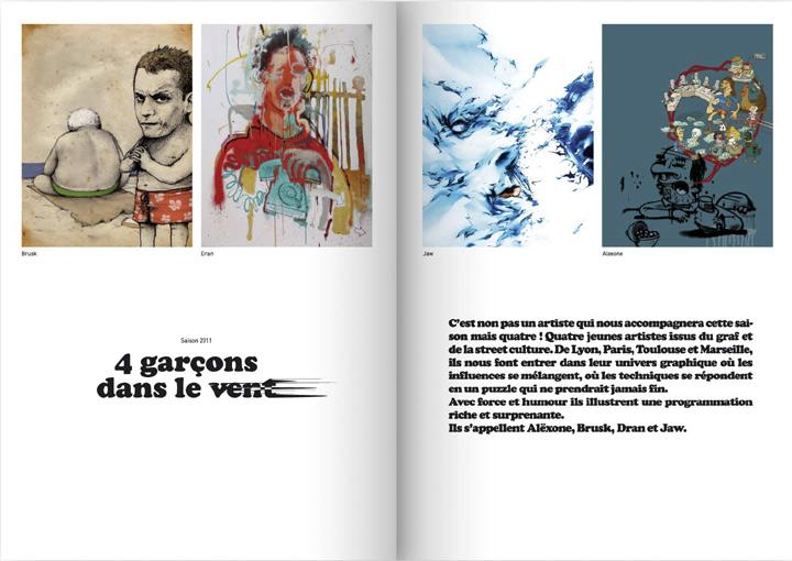 agence corrida ole magazine saison 05 p48 CELESTINS Théatre de Lyon