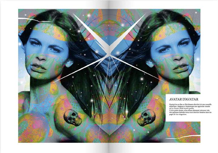 agence corrida ole magazine saison 05 p64 - avatar d'avatar