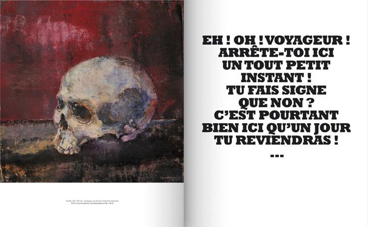 agence corrida ole magazine saison 05 p70 - Vanité Eric Roux-Fontaine