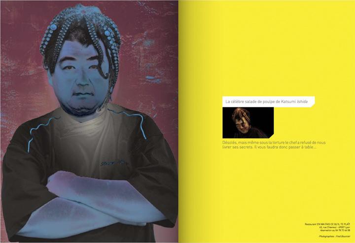 agence corrida ole magazine saison 05 p72 Katsumi Ishida En mai Fais ce qu'il te Plaît